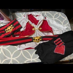 California Costumes Toddler Pirate Costume